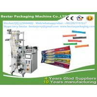 Buy cheap popsicle packaging machine, juices vertical packaging machine bestar packaging machine from wholesalers