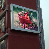 Wholesale HD SMD3535 1920Hz Led Advertising Displays Outdoor Led Screen from china suppliers