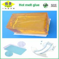 Wholesale Women And Baby Care Hot Melt Adhesive For Sanitary , Resin / Eva Material from china suppliers