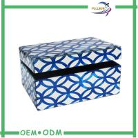 Quality Decorative Cardboard / Bowknot Paper Gift Boxes With Full Color Printing for sale