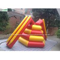Wholesale Airtight Ice Tower Inflatable Water Toys With Slide / Water Park Equipments from china suppliers