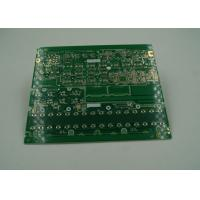 Wholesale Flash Gold Custom PCB Manufacturing PCB Printed Circuit Board from china suppliers
