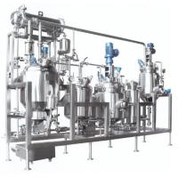 Wholesale Stainless Steel liquid / Herb Extraction Equipment 1000L 200kg / Hour from china suppliers