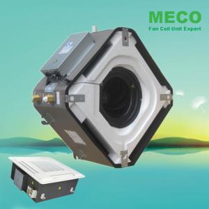 Wholesale 4 sätt kassett fläktkonvektor-4 way cassette fan coil unit-2RT from china suppliers