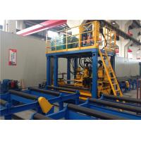 Wholesale High Efficiency H Beam Latter Welding Machine With American Lincoln DC - 1000 Welding Power from china suppliers