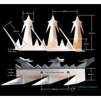 Wholesale Stainless Steel Anti-Climb Wall Spikes, 0.5m-2.0m Length, Anti-Rust from china suppliers