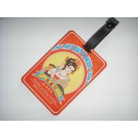 Wholesale fashion pvc baggage tags from china suppliers