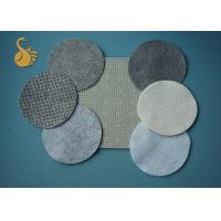 Wholesale Dependable Needle Punched Felt For Carpet Underlay 120gsm - 800gsm from china suppliers