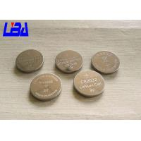 Wholesale High Energy Density CR2032 Lithium Battery LiMnO2 High Capacity from china suppliers