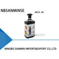"""Wholesale 3R / 4R Hand Draw Valve Manual Solenoid Valve G 1/8"""" , 1/4"""" , 3/8"""" , 1/2"""" Control from china suppliers"""
