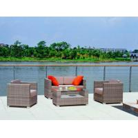 Wholesale Garden Sofa/Outdoor Wicker sofa/ Unique Sunproof patio Wicker Sofa  WS-002 from china suppliers
