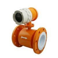 Wholesale High quality Compact Type Electromagnetic Flow Meter to highest 15m/s flow rate from china suppliers
