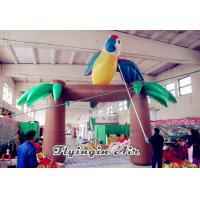 Wholesale Inflatable Parrot Arch, Inflatable Coconut Arch for Amusement Park from china suppliers