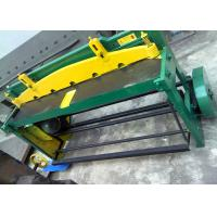 Wholesale Electric Shearing Cutting Machine 1300mm × 2mm For Shearing Steel Panel from china suppliers