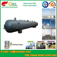Wholesale Oil industry heating boiler mud drum ASTM from china suppliers