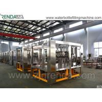 Wholesale 8000BPH Carbonated Drink Filling Machine / Soda Beverage Filling Machine from china suppliers