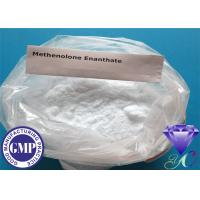 Wholesale CAS 303-42-4 Raw Steroid Powders Anabolic steroid Methenolone Enanthate from china suppliers
