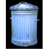 Wholesale stainless steel dustbin L864 from china suppliers