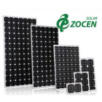 Wholesale Pv polycrystalline and monocrystalline solar panels For Large Solar Power Plant from china suppliers