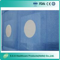 Wholesale Surgical Angio Drapes With Dual Circular Fenestration from china suppliers