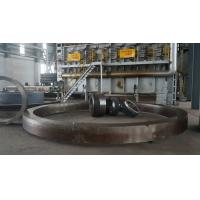 Wholesale Industrial ASTM Horizon Seamless Roller Ring / Forged Steel Rings Flange For Defense from china suppliers