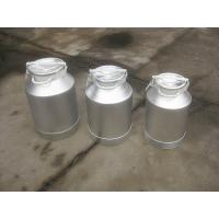 Wholesale 3 Liter - 50 Liter Dairy Farmer Aluminum Milk Can With FDA Certificate from china suppliers