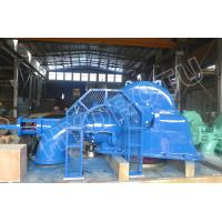 Wholesale 100KW - 1000KW Turgo hydro turbine Impulse Water Turbine With Stainless Steel Runner from china suppliers