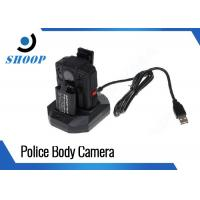 Wholesale Battery Powered Wearable Police Body Mounted Cameras Lightweight IP67 from china suppliers