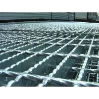 Wholesale Serrated Flat Bar Steel Grating,Serrated Safety Grating Walkway,Anti-Skid Sawtooth Grating from china suppliers