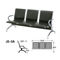 Quality Wholesale high quality stainless steel 3 seater airport  hospital waiting chair for sale