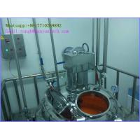 Wholesale Softgel / Paintball Gelatin Melting Tank With Water Jacket , Electric Pedal Lift from china suppliers