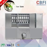 Wholesale 1000 ~ 20000Kgs / 24H Industrial Ice Cube Making Machine , Ice Makers Machines For Cold Drink from china suppliers