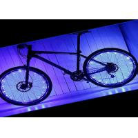 Wholesale Cuddly Waterproof Bike Wheel Rim Lights Plastic 50000 Hours Life Span from china suppliers