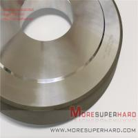 Wholesale Resin bond diamond and cbn tools 14A1 Resin bond SCD diamond grinding wheels Alisa@moresuperhard.com from china suppliers
