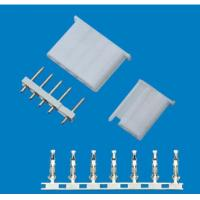 Wholesale 7.5mm - 5.0mm White Color AWG 26 - 20 Wire To Board Power Connector 5A AC / DC from china suppliers