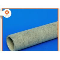 Wholesale 500 Degree Felt Roller / Kevlar Roll Carbon Mixture Felt Cover Tube from china suppliers