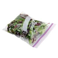 Wholesale Transparent OPP Plastic Vegetables Packaging Bags with Zipper from china suppliers