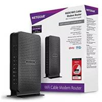 Buy cheap NETGEAR N600 (8x4) WiFi DOCSIS 3.0 Cable Modem from wholesalers