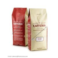 Wholesale Aluminum Foil Zip Lock Bag Coffee Packaging Bags with Side Gusset , Moisture Proof from china suppliers