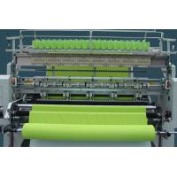 Wholesale Three Needle Bar High Speed Quilting Machine 380V For Garments , Winter Jackets from china suppliers