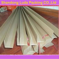 Wholesale Vertical Protection brown kraft paper carton edge corner guard from china suppliers