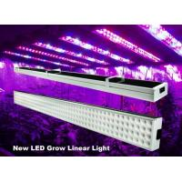 Quality 4 Feet Linear Hydroponic Led Grow Lights Bar 120w For Greenhouse , 50Hz-60Hz for sale