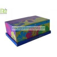 Wholesale Cardboard Corrugated Carton Box For Cosmetic ,POS Displays from china suppliers