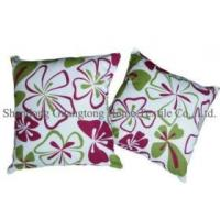 Wholesale Printed Purified Cotton Coarse Cloth Cushion from china suppliers