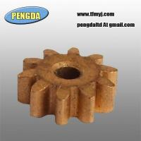 China Sintered Gear on sale