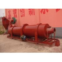 Wholesale High Effective Large Capacity Rotary Drum Dryer With Cylindrical Rotating Body from china suppliers