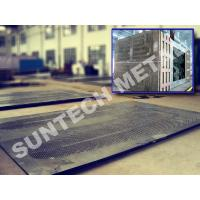 Wholesale Gr.2 / 516 Gr.70N Titanium Clad Plate Square Tubesheet for Steam Turbine from china suppliers