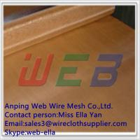 Wholesale phosphor copper wire mesh/phosphor bronze wire mesh (Anping Manufacturer) from china suppliers