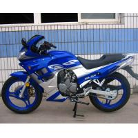 Wholesale High Powered 200cc Street Motorcycle With Aluminium Rim / Air Cooled Engine from china suppliers