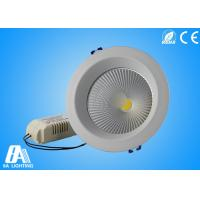 Wholesale 2800-6500K Aluminum COB LED Downlight With 4 Inch 15w Cool Warm White from china suppliers